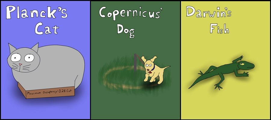 0052 – Lesser Known Scientists' Pets